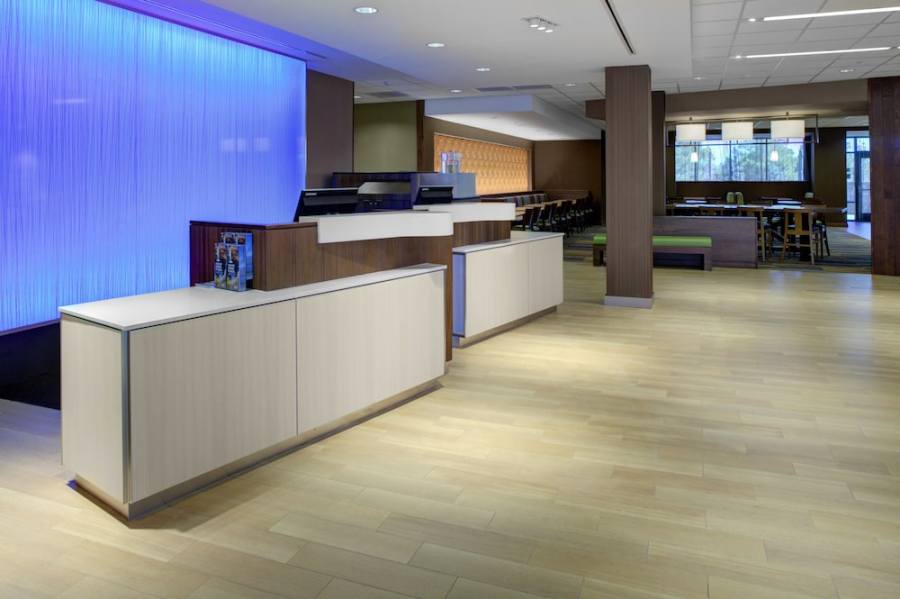 Fairfield Inn   Suites by Marriott Flagstaff Northeast  2018 Room     Point of Interest Featured Image Interior Entrance