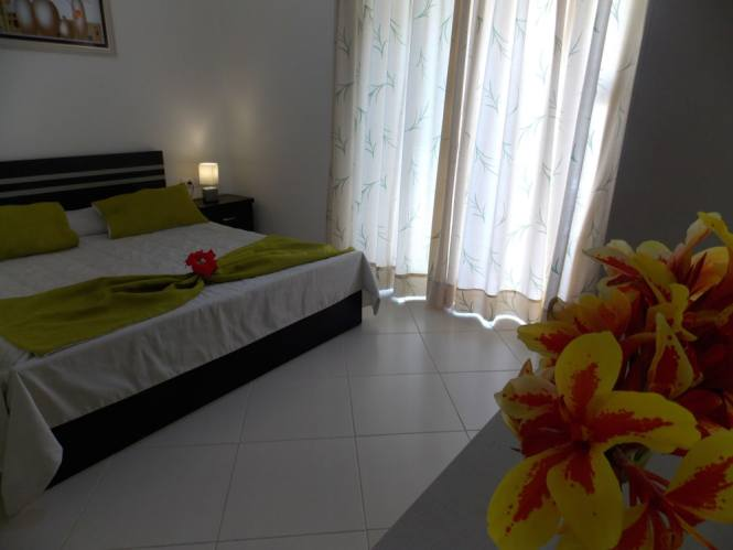 Relax Apartments Saranda 3 0 Out Of 5 View From Hotel Featured Image Guestroom