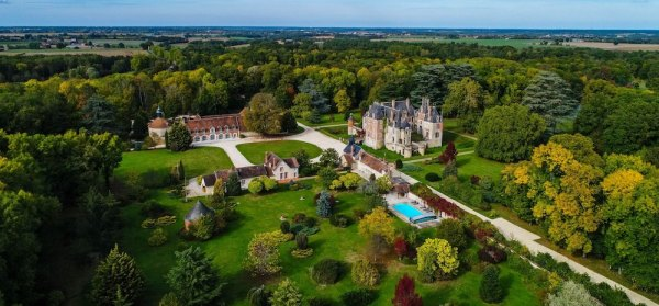 wonderful french chateau review of chateau de courcelles - 1000×465