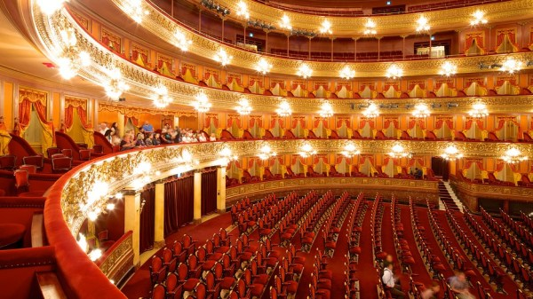 Teatro Colon in Buenos Aires, | Expedia
