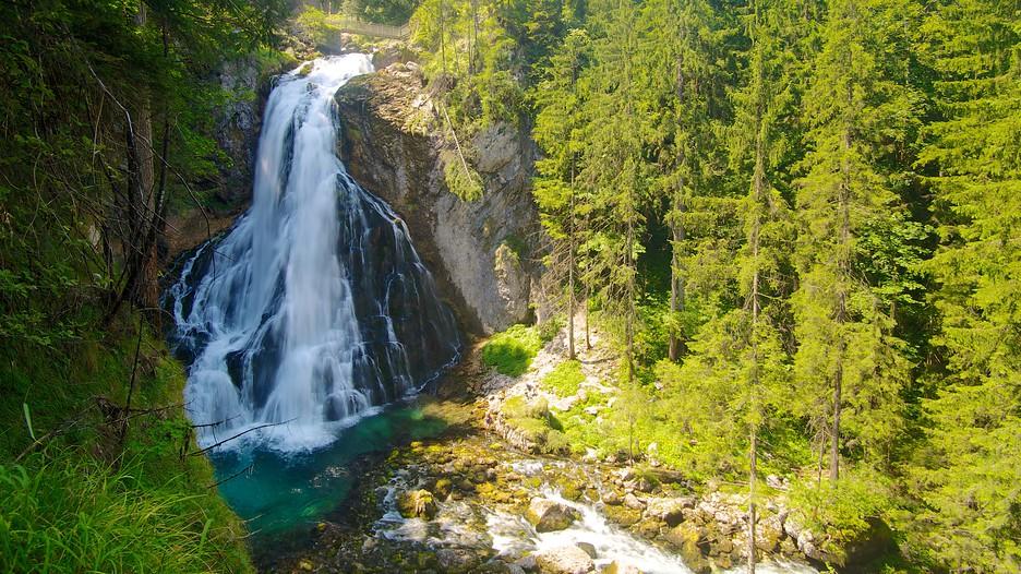 Cascades De Golling Dcouvrez Golling An Der Salzach