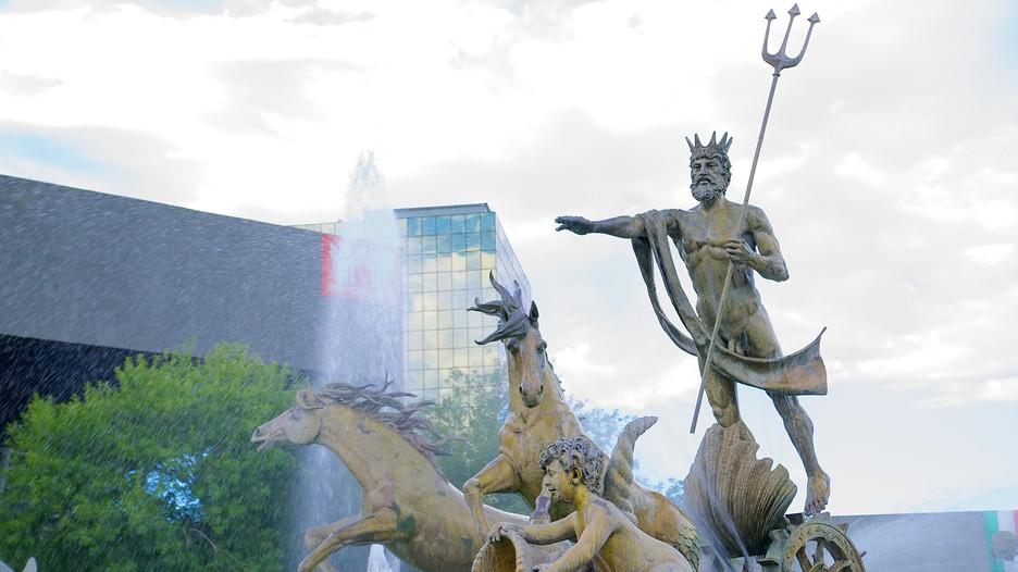 Poseidon Water Fountain