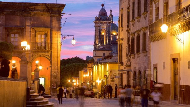 Ciudad histórica de Guanajuato