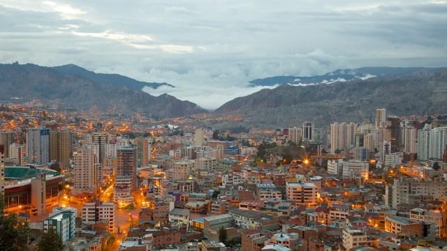 Resultado de imagem para La Paz, Bolívia