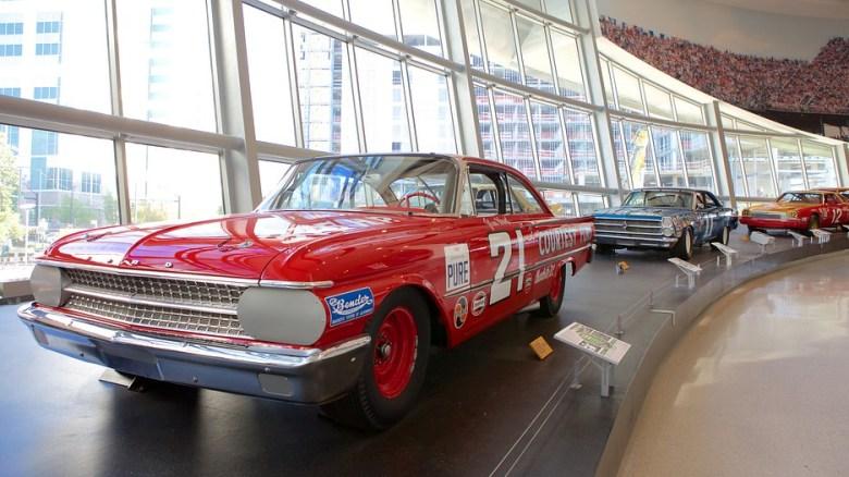 NASCAR Hall of Fame in Charlotte, North Carolina | Expedia