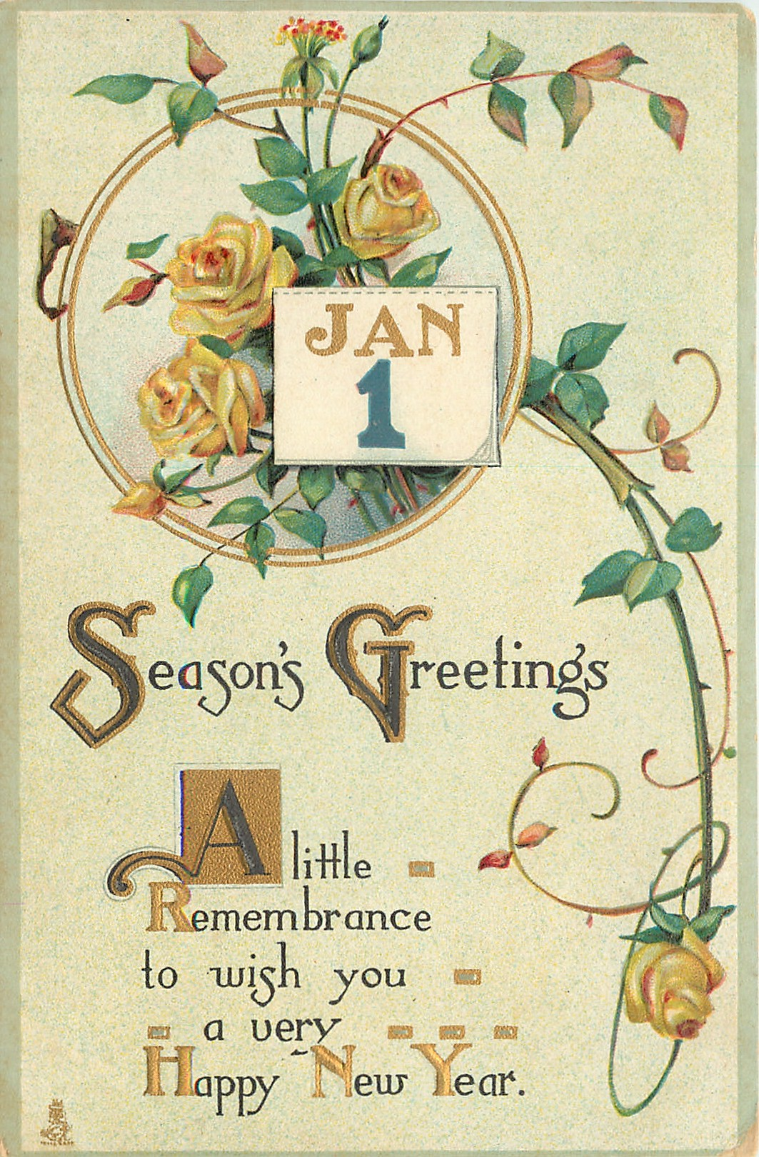 Season S Greetings A Little Remembranceto Wish You A Very