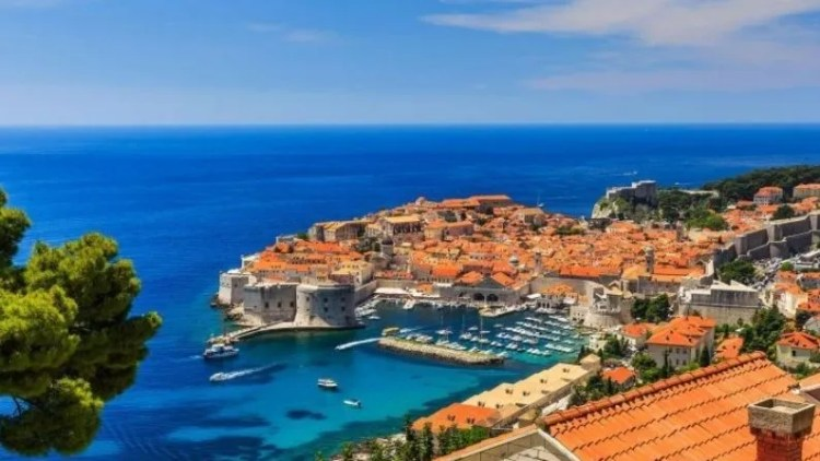 Croatia is a country on the Adriatic Sea, located at the crossroads of Central and Southeast Europe.  This country is known for its beaches and medieval culture.  It is the cheapest place in Europe and the transportation, accommodation and restaurants are very cheap.