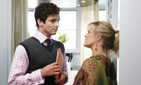 Image result for ugly betty the lyin the watch and the wardrobe