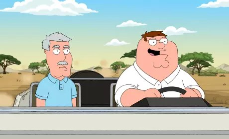 Family Guy - Scammed Yankees