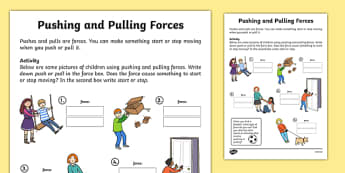 Ks2 Science Physical Processes Resources Worksheets