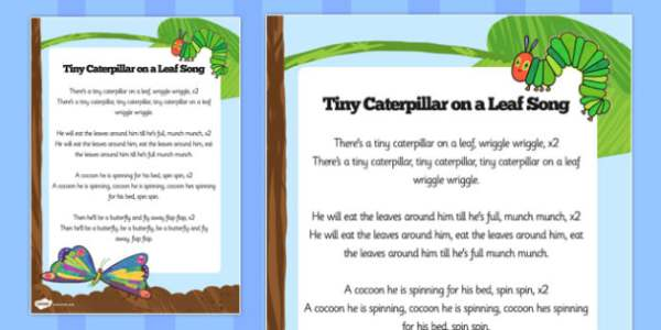 the very hungry caterpillar text # 42