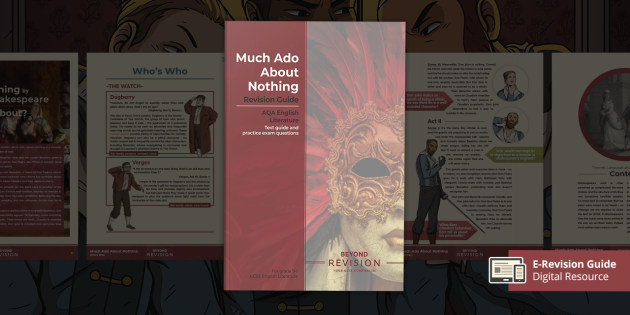 Much Ado About Nothing: One of the Easiest Shakespeare Plays.