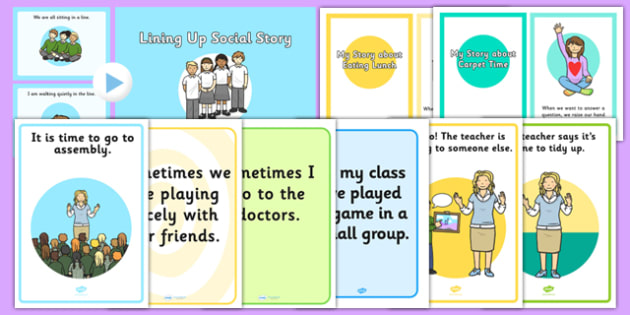 Teaching Assistant Social Situation Resource Pack