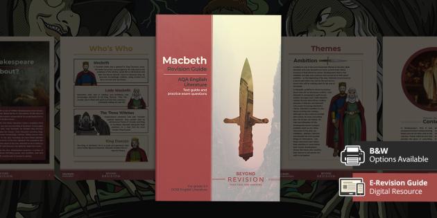 Macbeth: One of the Easiest Shakespeare Plays.