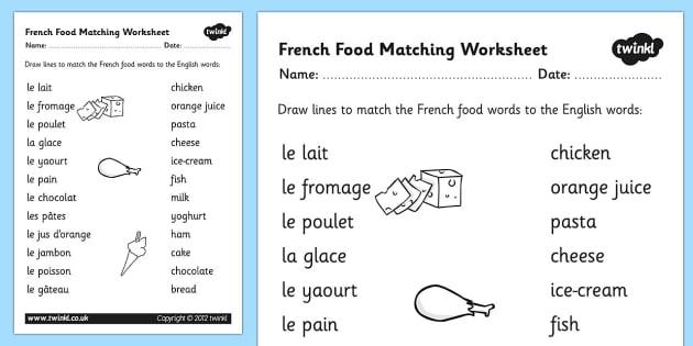 Basic French Adjectives