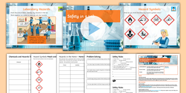 Y7 Introduction to Science Lesson 1: Health and Safety