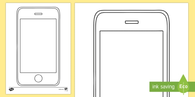 Doodle Draft Smartphone Worksheet Worksheet