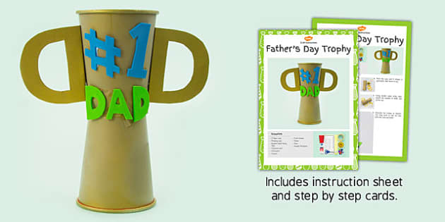 Mvd Fathers Day Trophy
