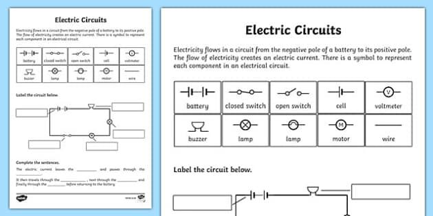 Electric Circuits, Circuits