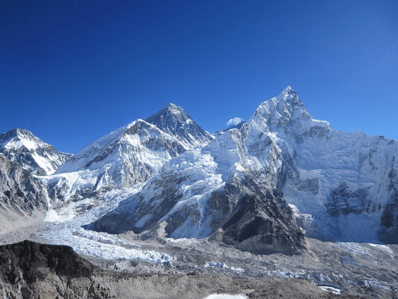 mount everest wikimedia commons