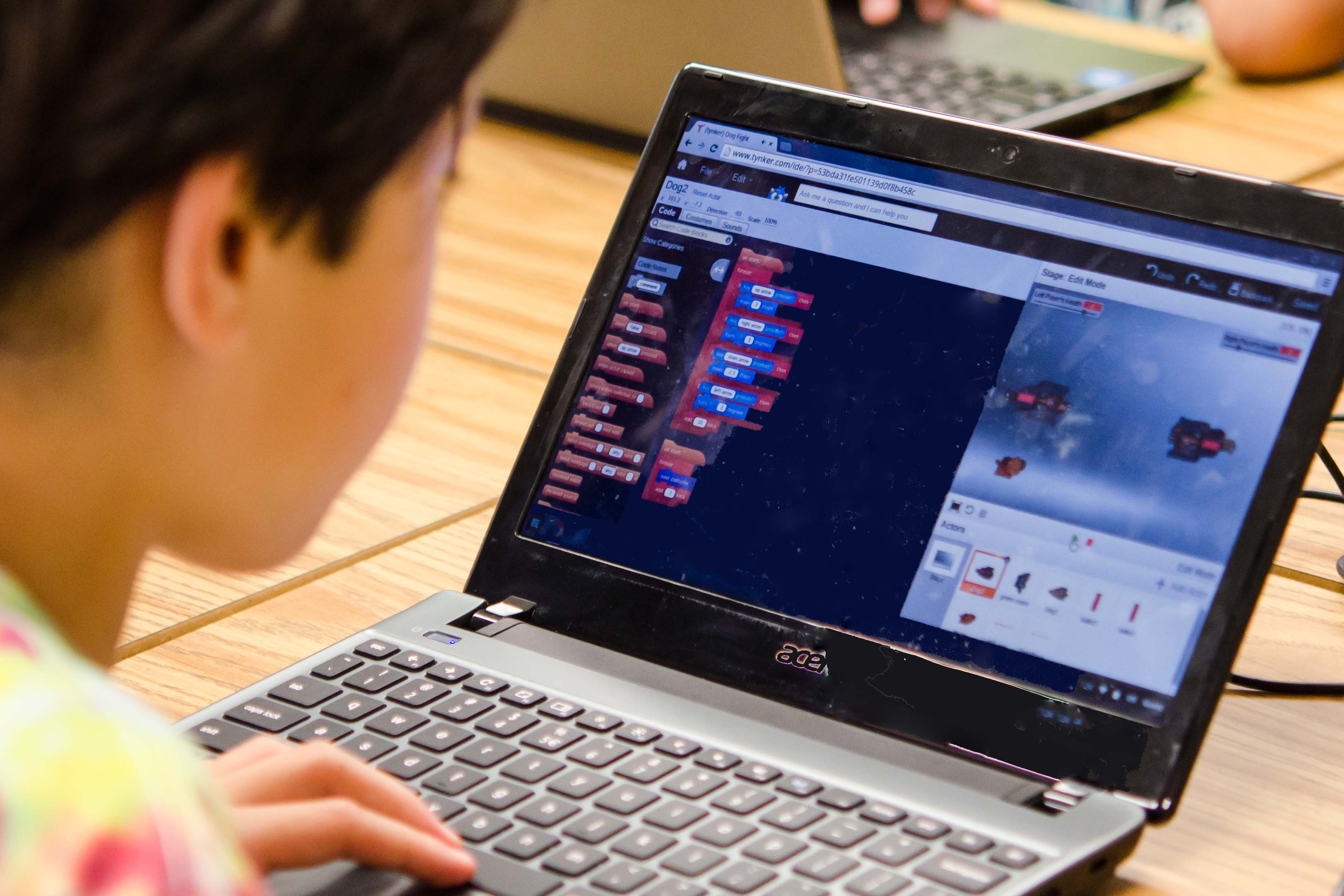 Learning To Code Develops Creativity In Kids