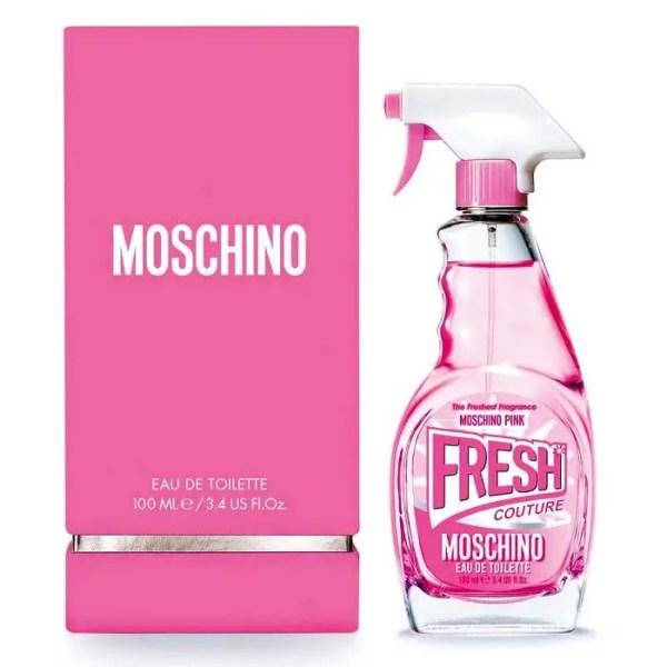 Купить Moschino Pink Fresh Couture туалетная вода 100 ml ...