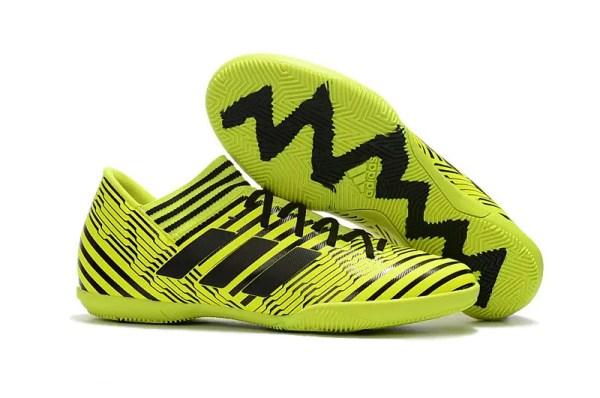 Футзалки adidas Nemeziz Tango 173 TF Yellow Black от