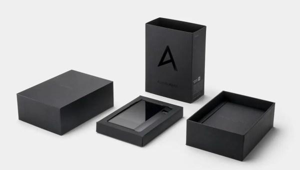 Аудиоплеер iRiver Astell & Kern AK70 mkII Многоформатный ...