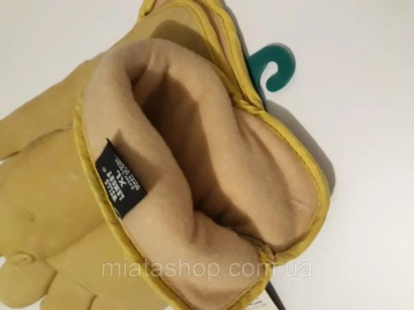 Утепленные кожаные мужские перчатки Wells lamont размер XL ...