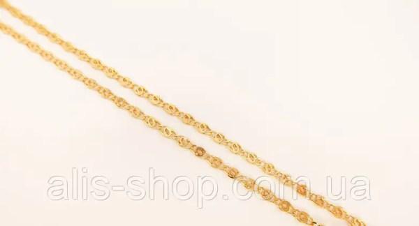 Цена на Цепочка позолота плетение птичий глаз 45см в Gold ...
