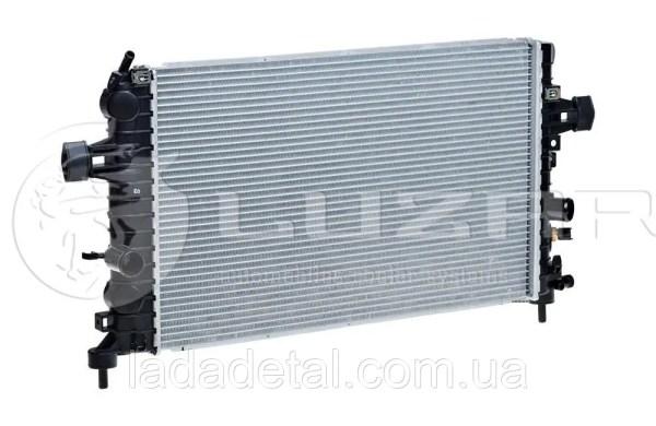 Радиатор охлаждения Opel Astra H Опель Астра Н (04 ...