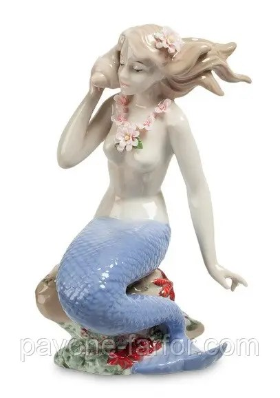 "Фарфоровая статуэтка ""Русалка"" (Pavone) JP-17/ 5: продажа ..."