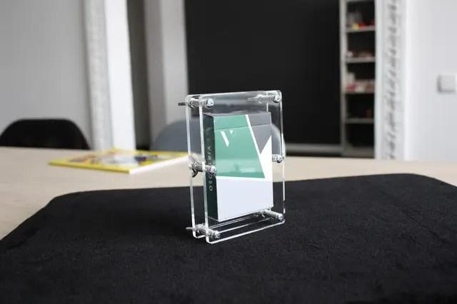 Прозрачный холдер для игральных карт купить в Украине ...