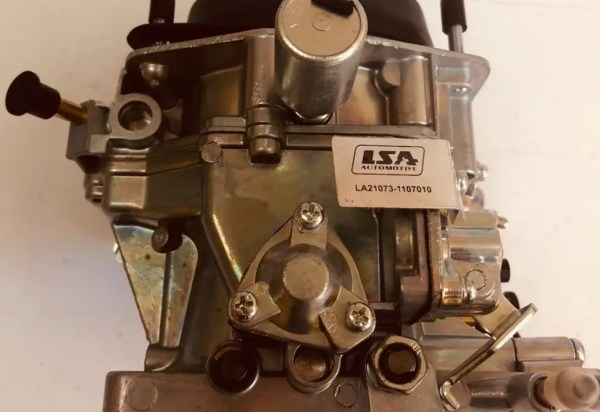 Карбюратор LSA LA 21073-1107010 типа Солекс на ВАЗ 2101 ...