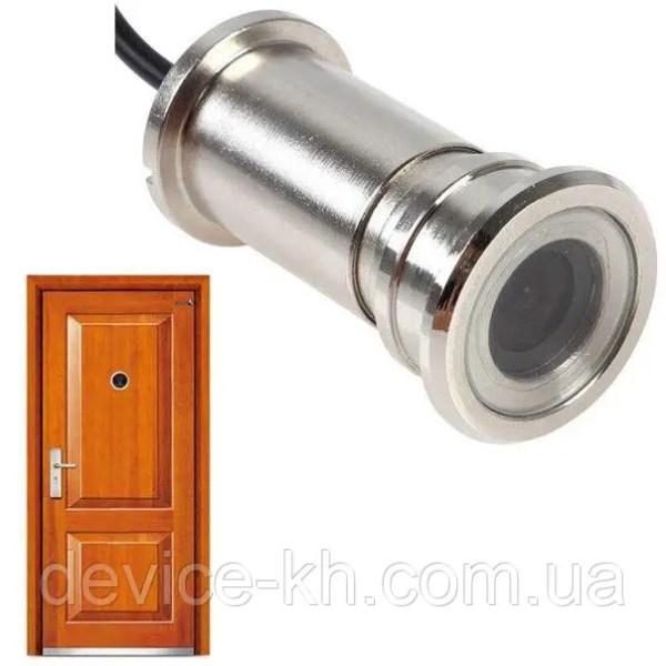 Скрытая мини-камера, глазок дверной, K701 цветная 549 грн ...