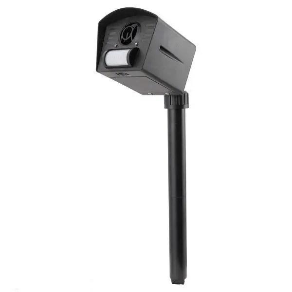 Отпугиватель животных LS-987 New с ИК-датчиком и световым ...