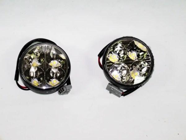 Дневные Ходовые Огни DRL4 LED диода Круглые: продажа, цена ...