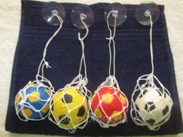 Подвеска в авто футбольный мячик кажанный в сетке: продажа ...