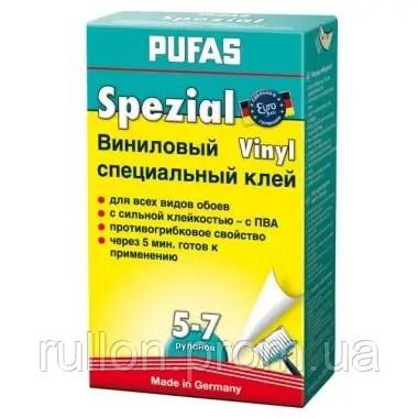 Клей Pufas Spezial Vinyl для виниловых обоев (200г ...