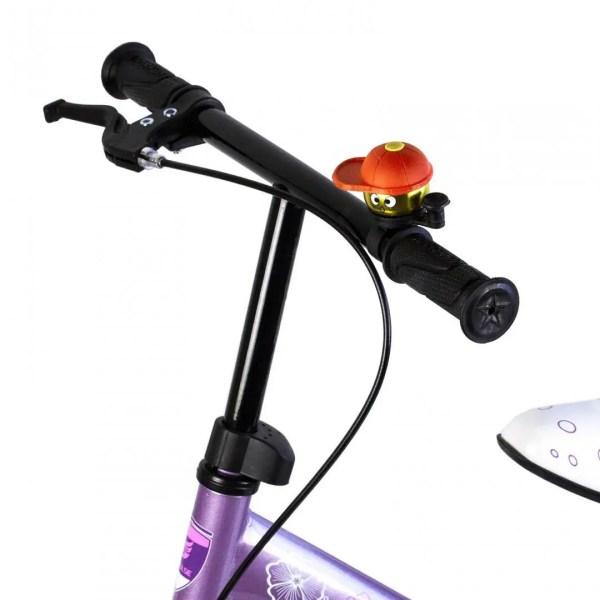 Беговел для детей Platin колеса надувные фиолетовый ...