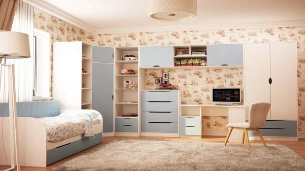 """Детская комната, комплект детской мебели """"Тетрис"""" - купить ..."""