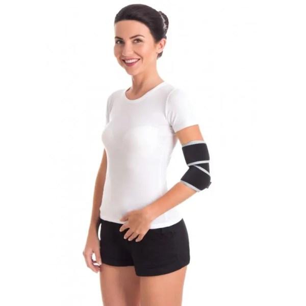 Налокотник-бандаж разъемный для локтевого сустава ...
