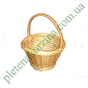 Маленькая детская плетеная корзинка Арт.034мини - купить ...