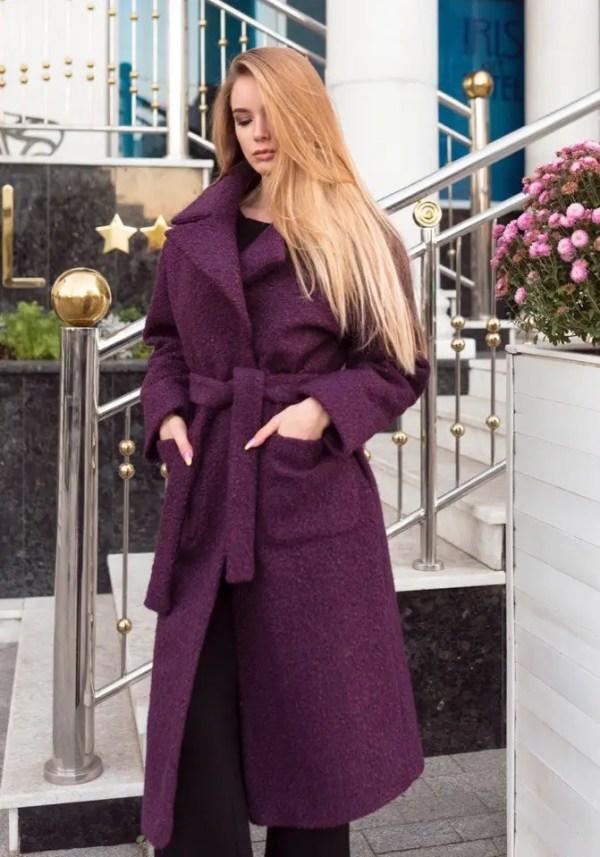 Женское зимнее пальто «Ницца»: продажа, цена в Киеве ...