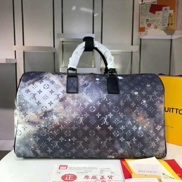 Дорожная сумка Луи Витон Monogramm Galaxy 50 см, кожаная ...