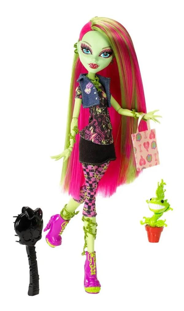 Кукла Monster High Doll Venus McFlytrap, Монстер Хай ...