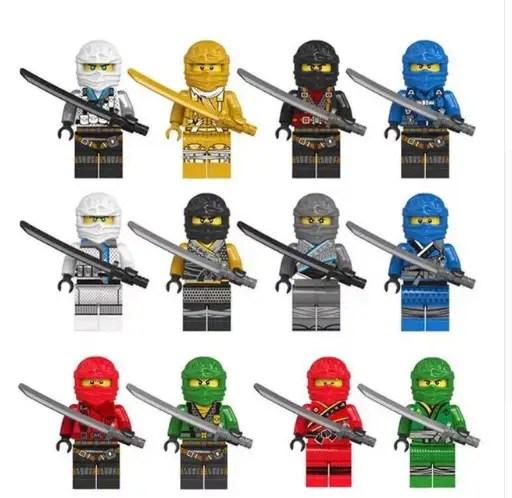 Конструктор lego ninjago ниндзяго купить! Фигурки ниндзя!