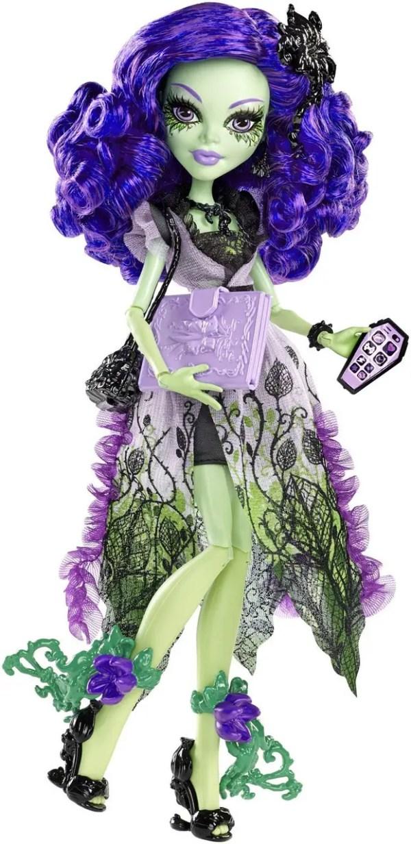 Купить Кукла Аманита Найтшейд Монстер Хай: продажа по ...