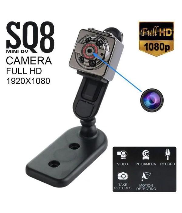 Мини камера SQ8 , скрытая камера: продажа, цена в Днепре ...