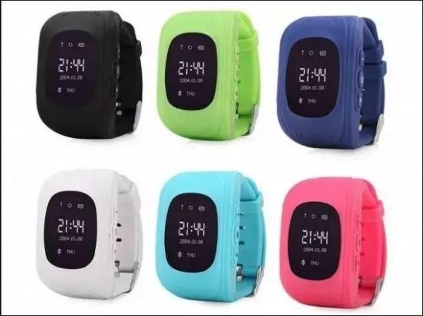 Детские умные часы Smart Watch GPS трекер Q50/G36 baby ...